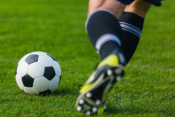 Fodbold spark
