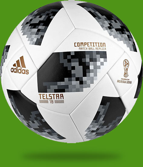 adidas Fodbold VM 2018 Telstar 18 Competition
